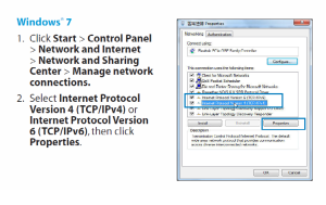 Setting Router Asus